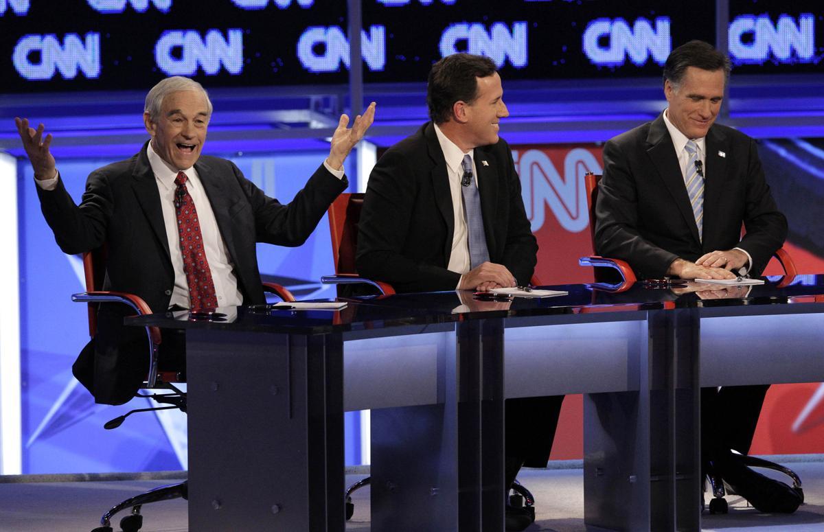 Charleston GOP pursuing state's televised debate