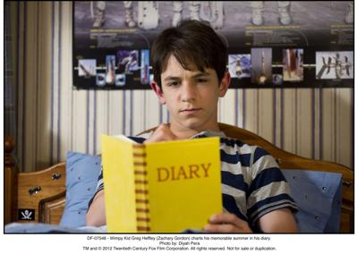 'Wimpy Kid' acts better on screen