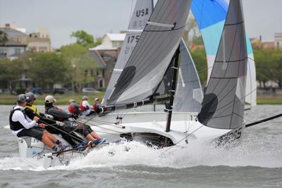 Sperry Charleston Race Week