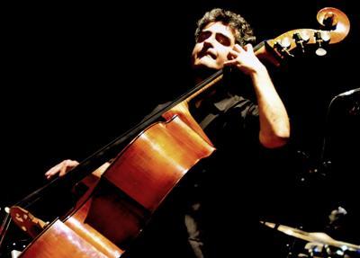 Garcia-Fons takes us on world tour