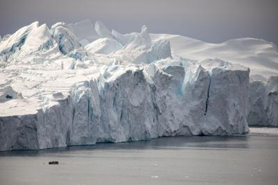 Greenland is a wonderland of ice. Its melting glaciers could seal the Lowcountry's fate.