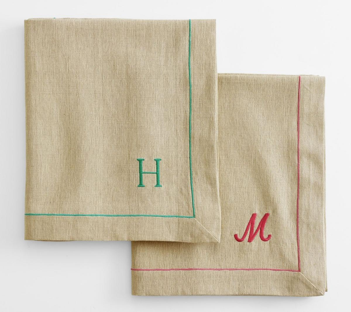 Monogrammed gifts for mom