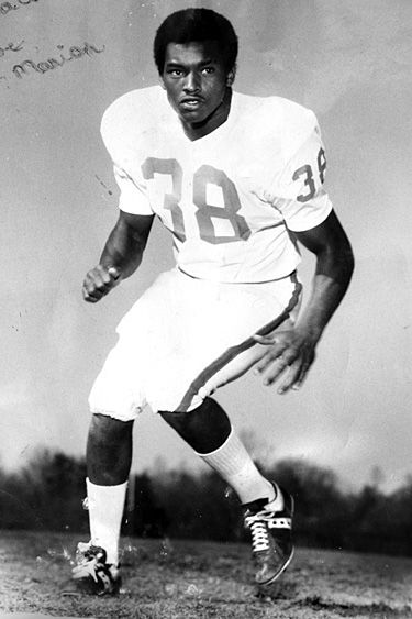 Clemson's first black football player has spent lifetime ...