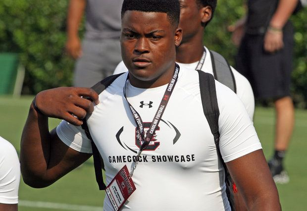 Fort Dorchester's Simpson says USC, Clemson in his top 5
