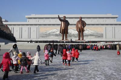 Drones help smuggle subversive pop culture into North Korea (copy)