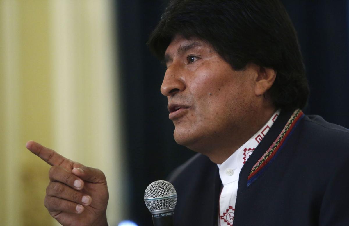 Bolivia's hopeful vote