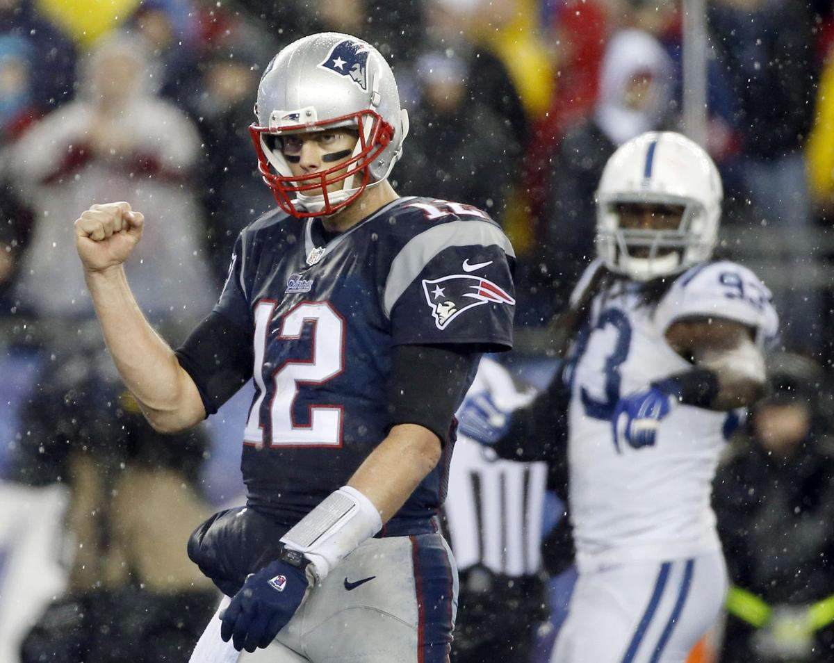 NFL investigating whether Patriots used deflated footballs