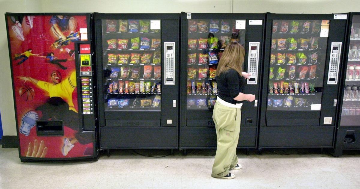 Junk food to become more scarce at school
