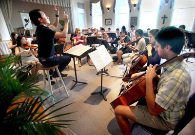 Review: First Intermezzo concert a demonstration of youthful energy and talent