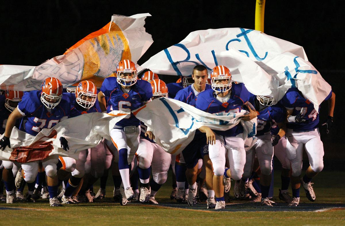 Hanahan vs Berkeley