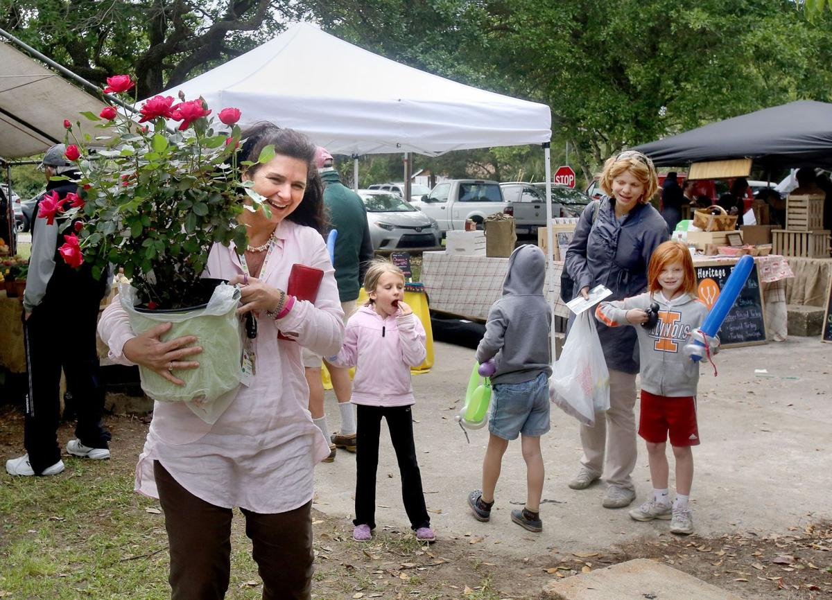 Sullivan's Island joins crowded field of local farmers markets