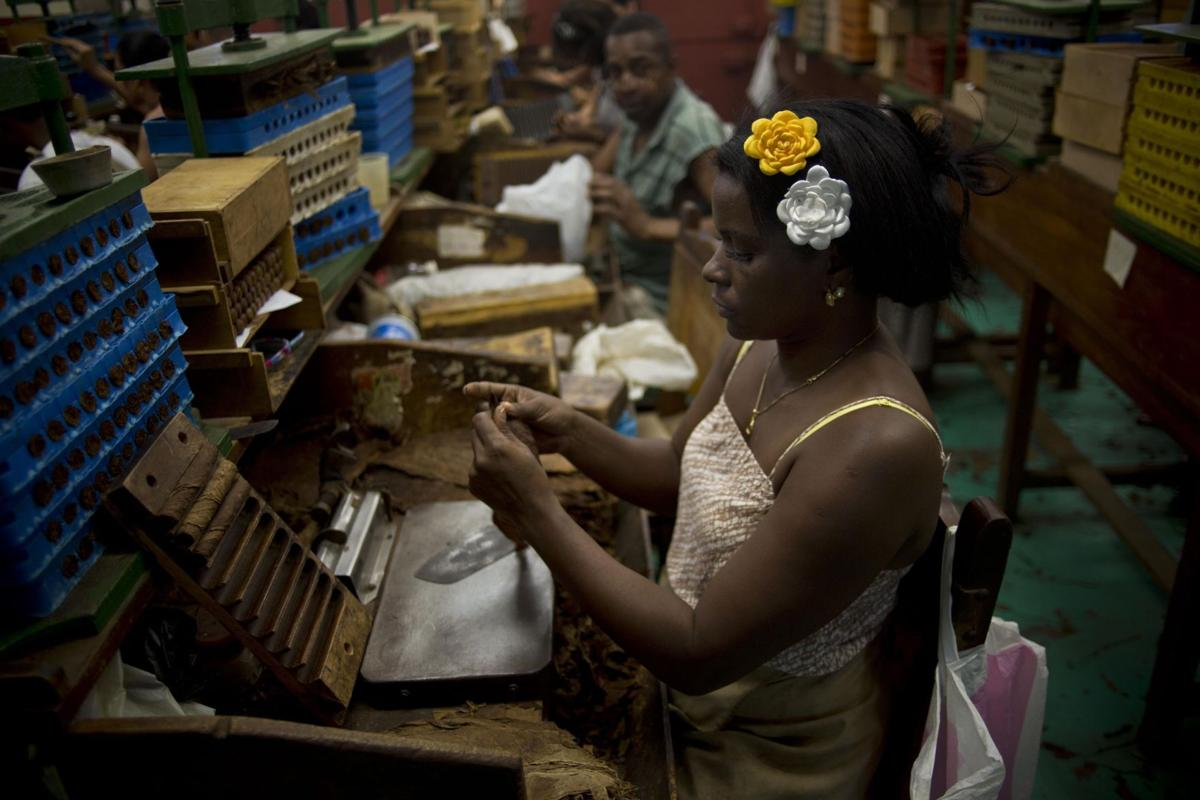 All puffed up: Cuban cigar makers expect big bucks from US travelers