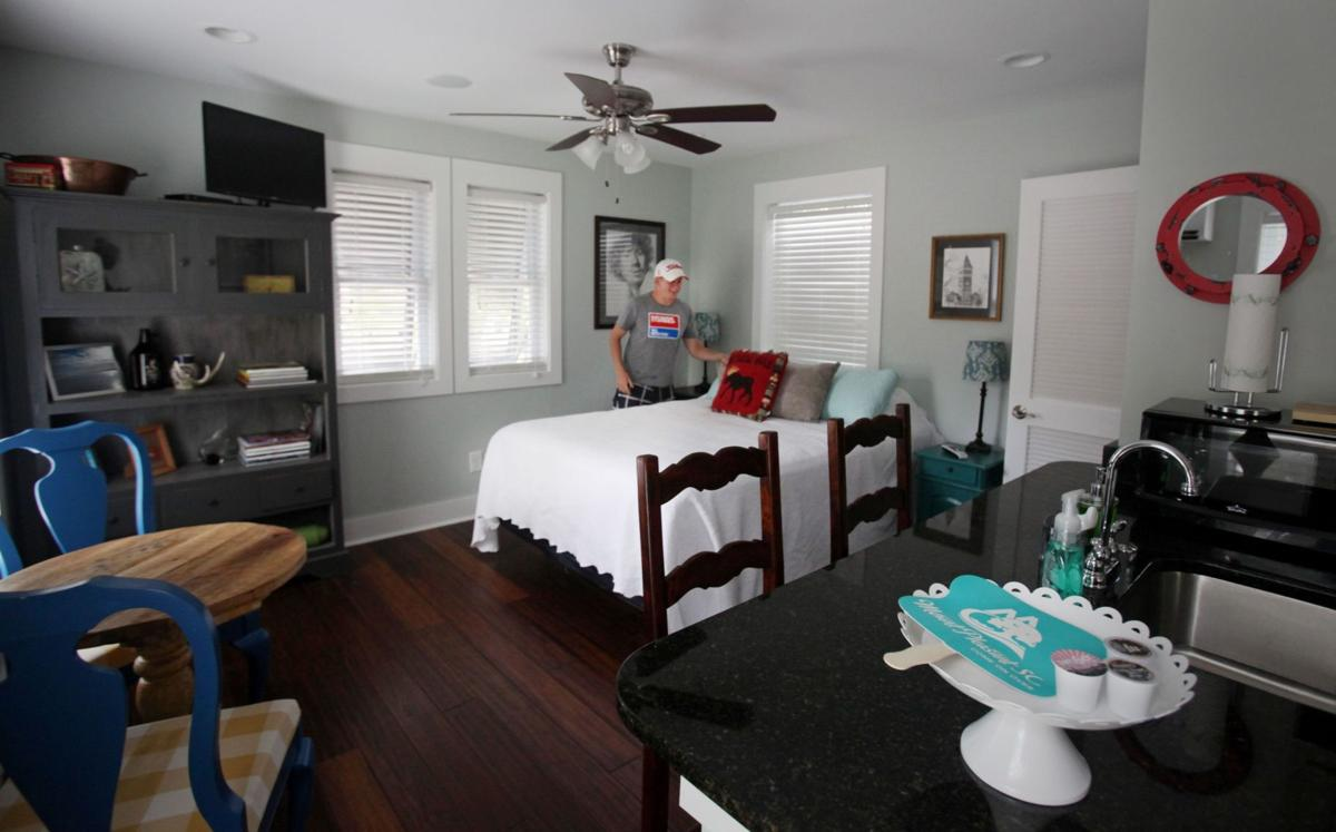 Airbnb debate drifts to Mount Pleasant from Charleston