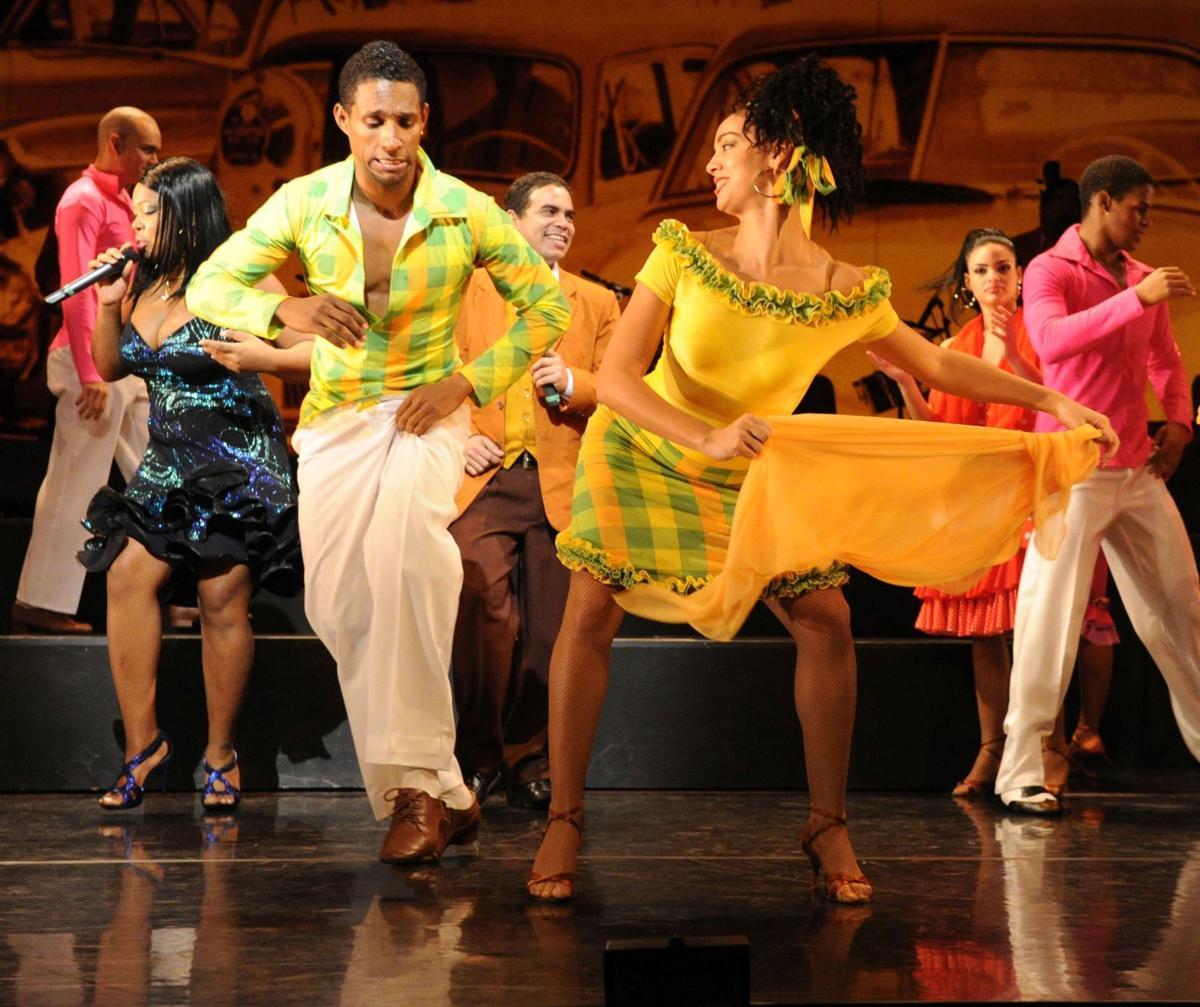 Mamba Dance
