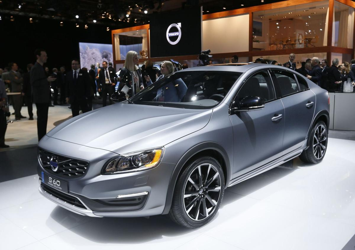 Report: Volvo talked to South Carolina about new car plant