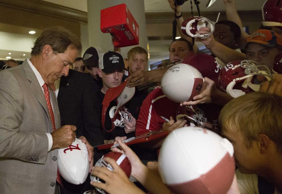 From Steve Spurrier to shoe wars, the best of SEC Media Days