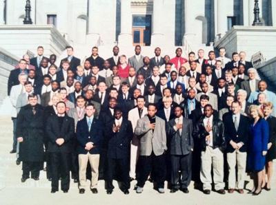 Stratford 1999 football team