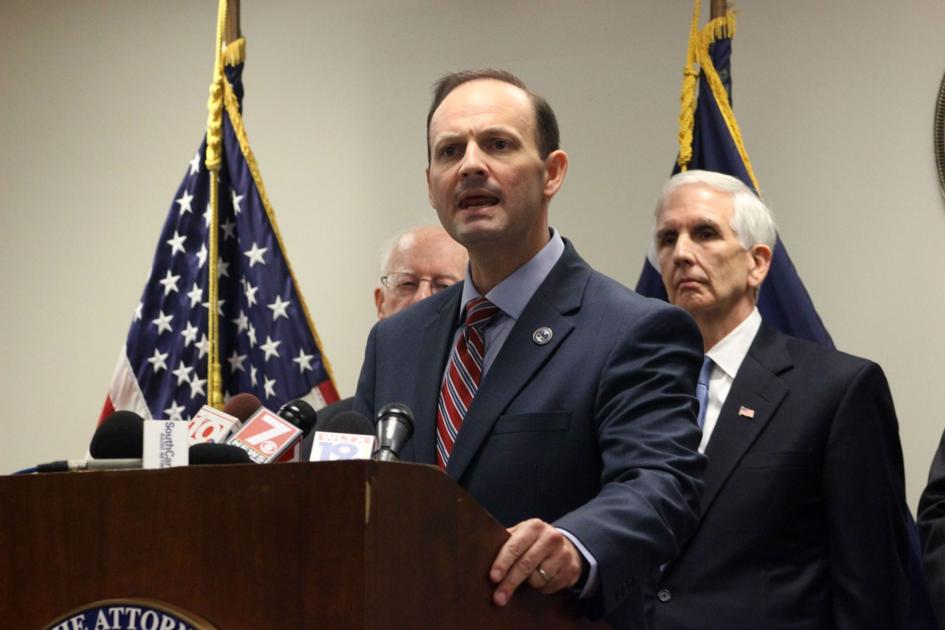 south carolina attorney general alan wilson rejects democrats - Attorney General Job Description