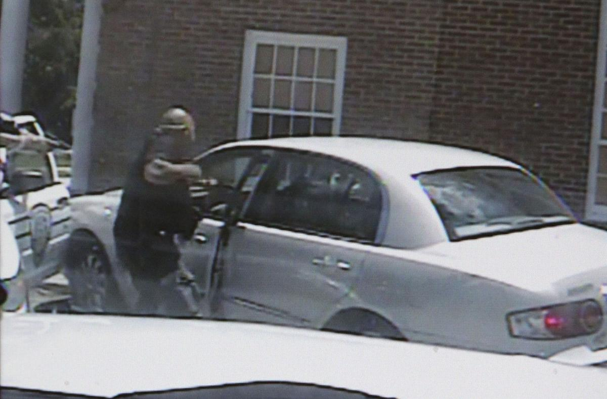 Video: High-speed chase suspect had hands up when Charleston County deputy threw punches