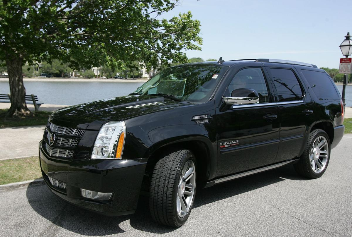Super rare limited edition cadillac escalade slp boasts fine luxury one time perks buy now