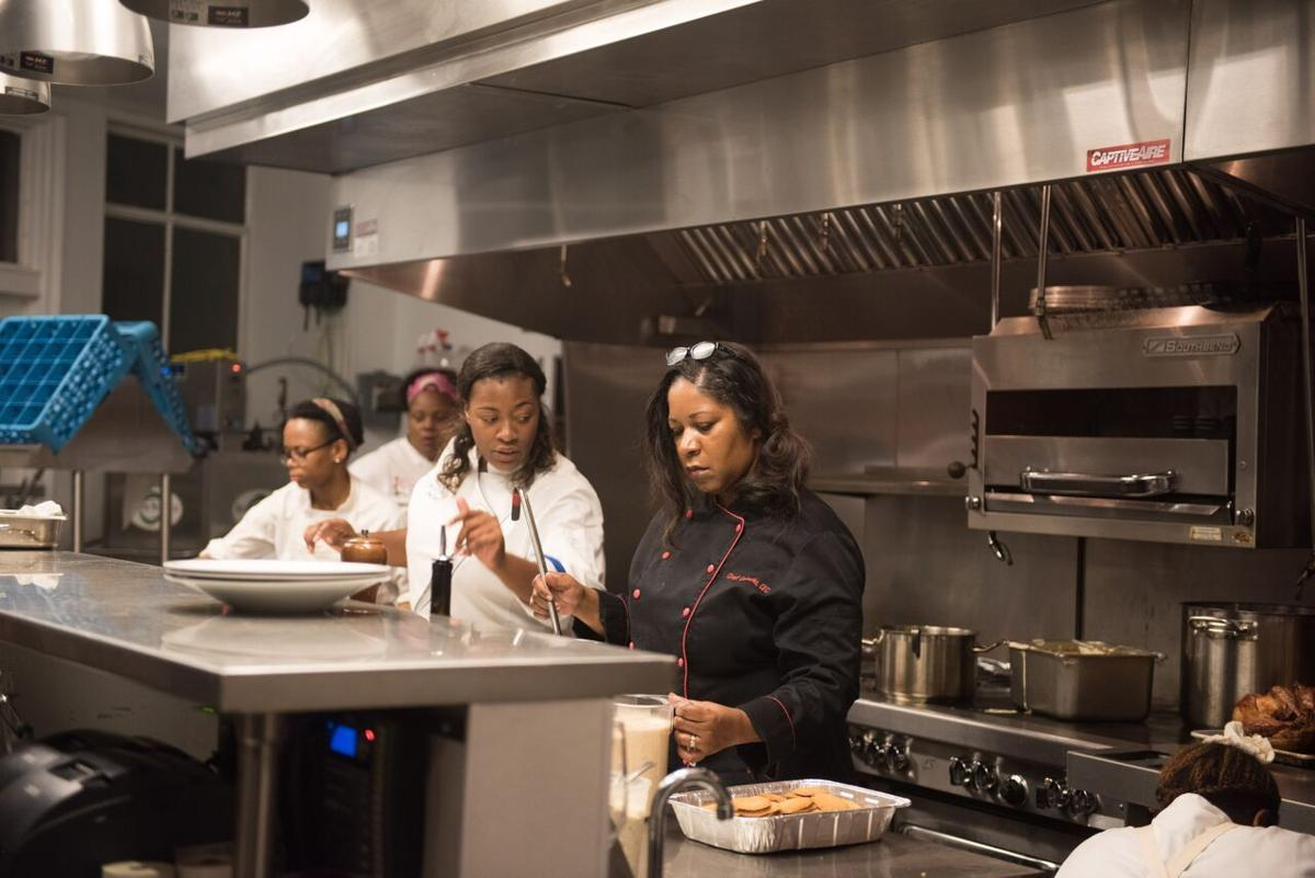 Foundation celebrates African-American female chefs