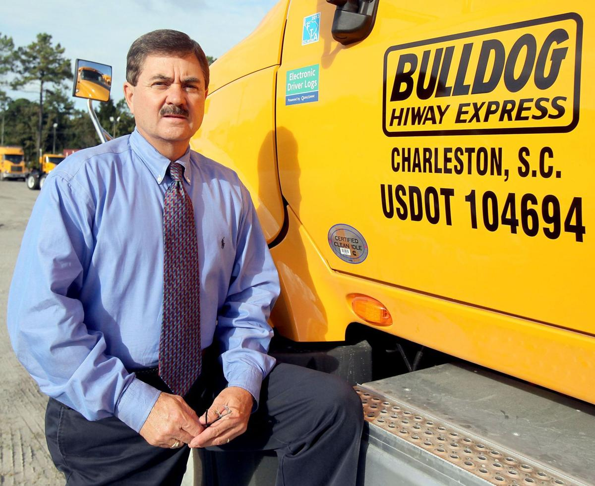 Bulldog daseke unite for long haul charleston trucking firm merging with second largest u s
