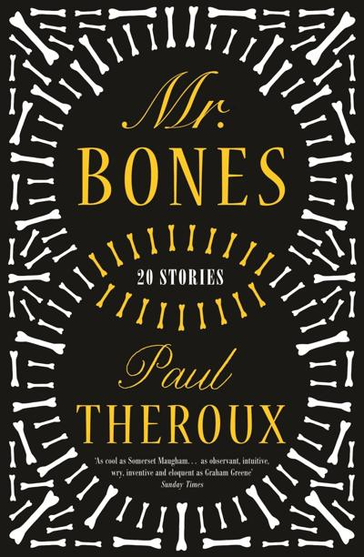 Theroux's story collection full of misanthropes