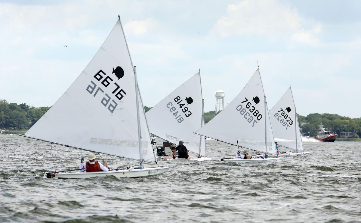 James Island Yacht Club Regatta (copy)
