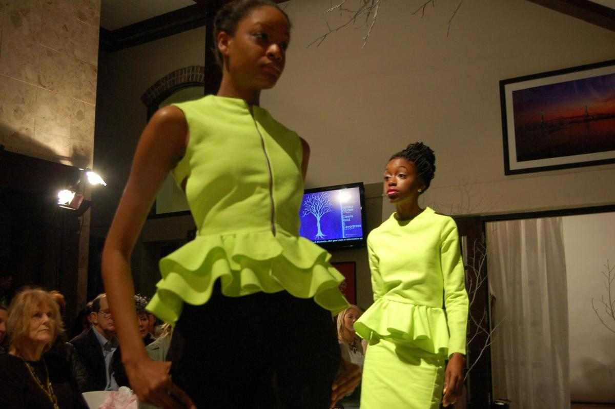 Art Institute 'Branching Out' with fashion