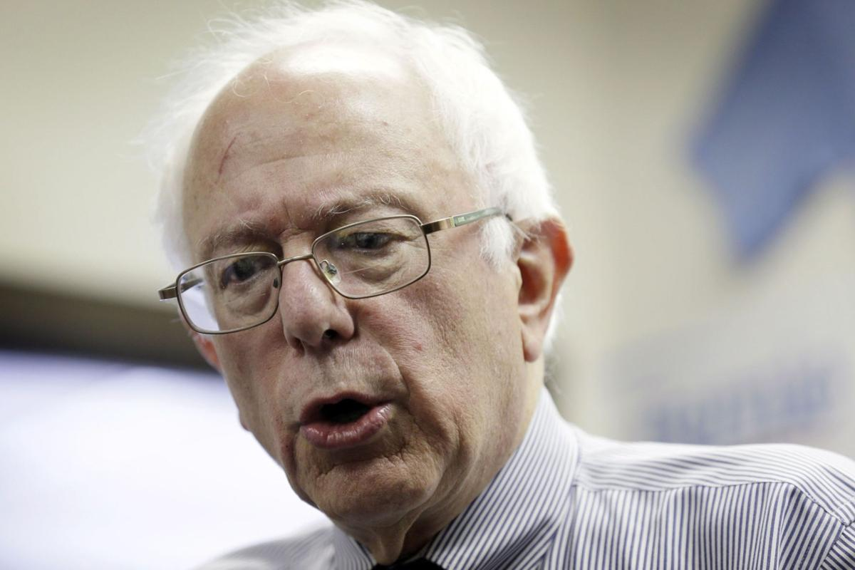 Defying conventions, Sanders emerges as a Clinton challenger