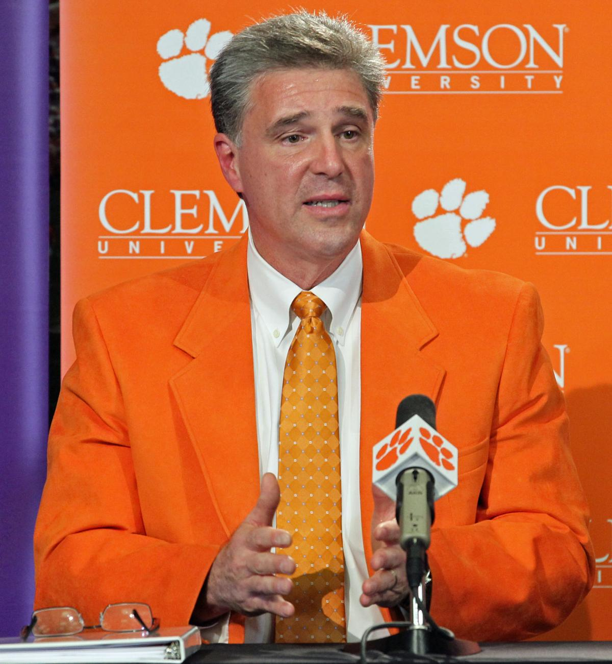 Clemson's Will: Good idea, but not enough (copy)