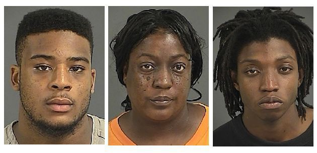Woman, son and another man face charges in W. Ashley crowbar attack