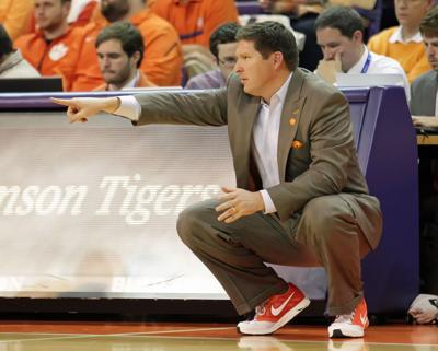 Clemson full men's basketball schedule released