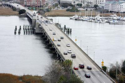 Study complete on bike lane over river; findings withheld