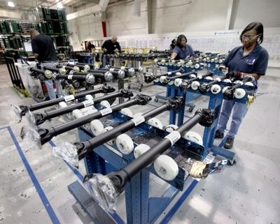 Global Gateway Charleston ranks high in international employment, report says