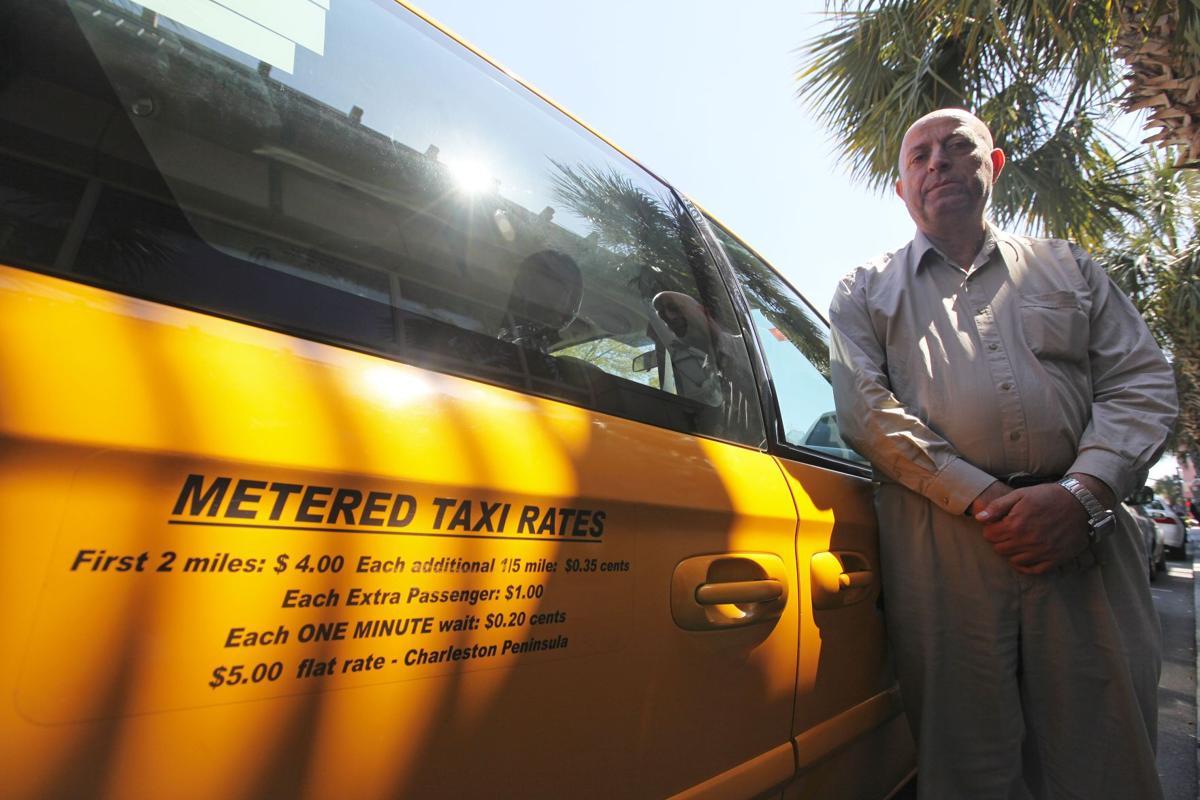 Cab rider wants $5 fare enforced