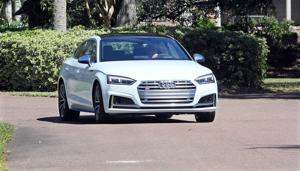 5 alive -- Performance engine, luxury appointments stoke ride in remade 2018 Audi sedan