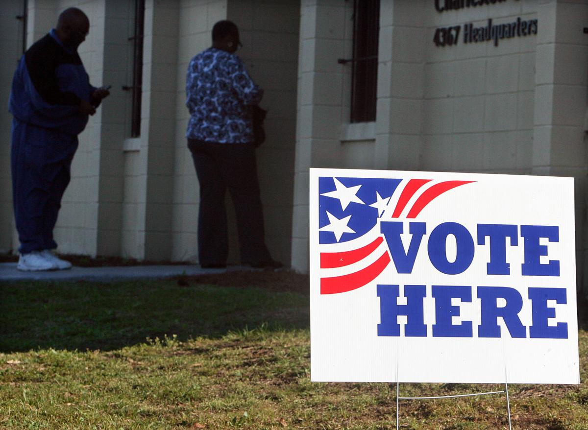 LIVE UPDATES: Election Day in The Lowcountry
