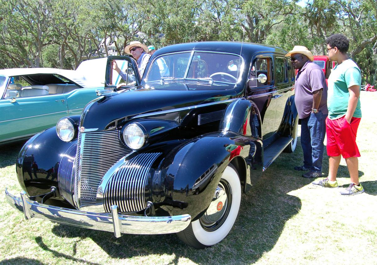 Local Rat Rods Jags Nearly 19 Foot Caddy Share Field At Kiawah