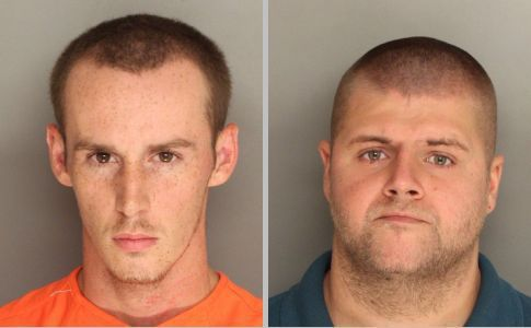 Cousins face new charges in killings Bond set on robbery, firearms counts