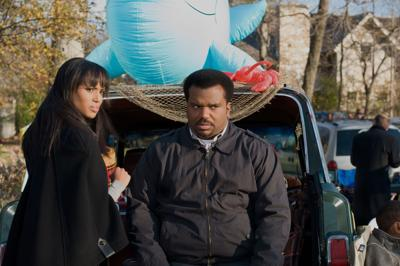 'Peeples' takes Fockers formula for an African-American spin