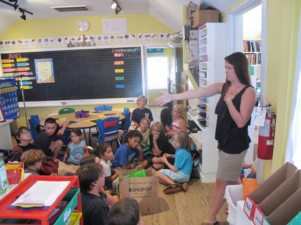 North Carolina charter school opens near ocean