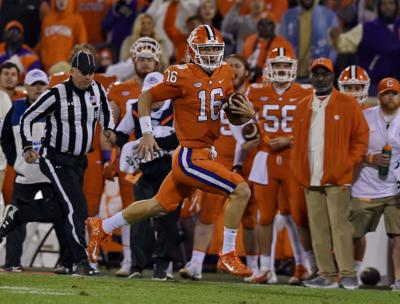 7 takeaways from no 2 clemson s 21 point win over south carolina