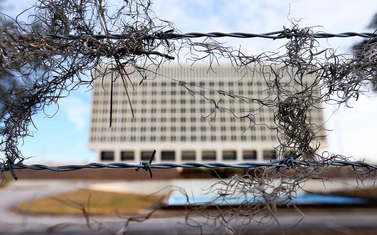 How the former Charleston Naval Hospital redevelopment plan went awry