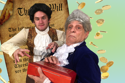 """Threshold Repertory Theatre's """"The Heir Apparent"""""""