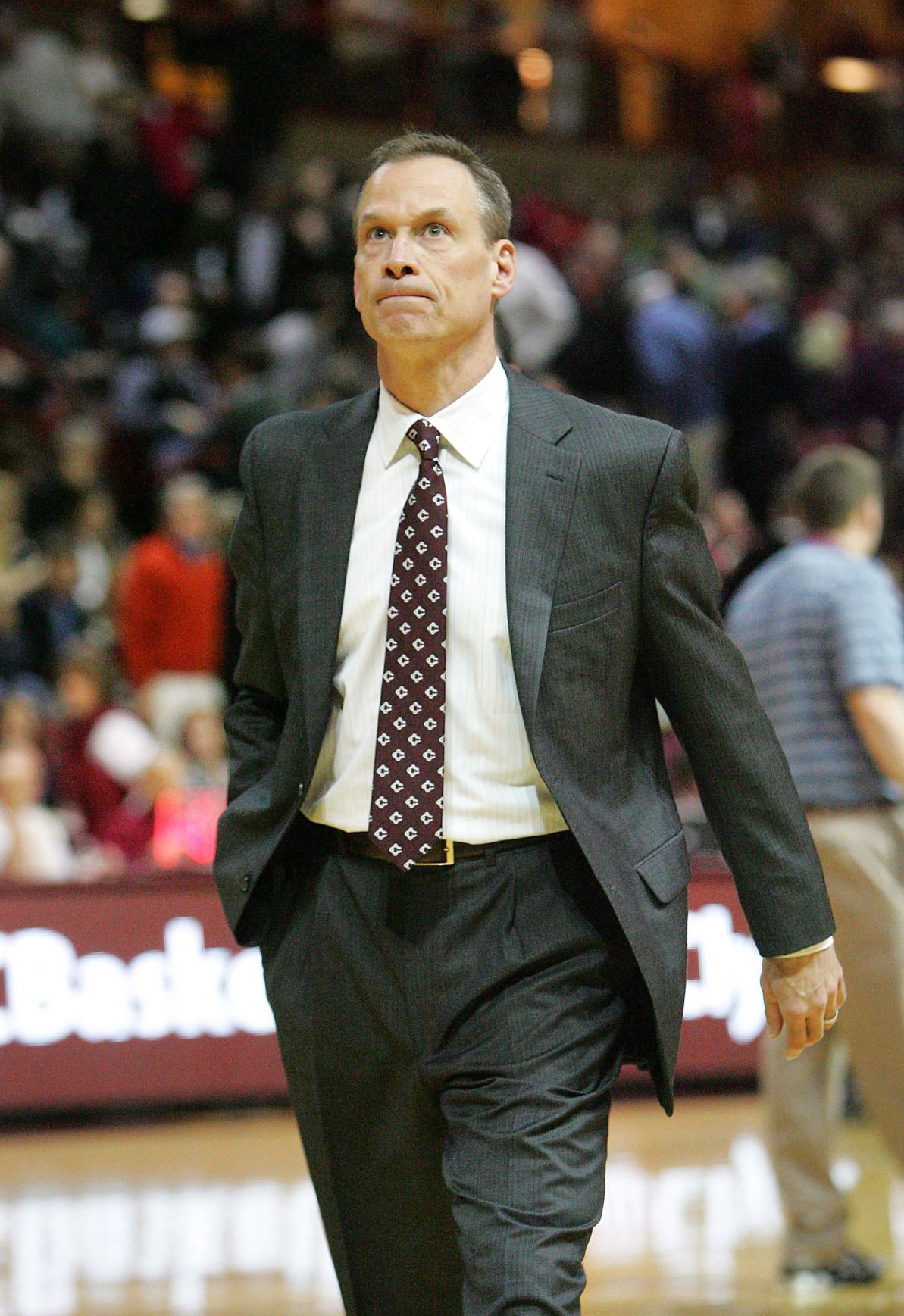Wojcik's future remains unclear Basketball practice begins in 2 months
