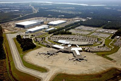 Aviation gives region a big lift