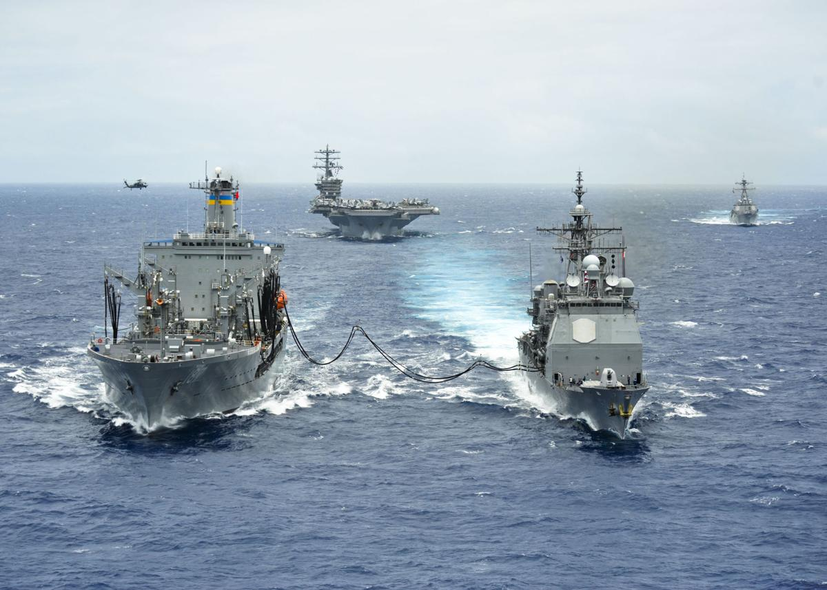 2 GOP senators oppose Navy's use of biofuel