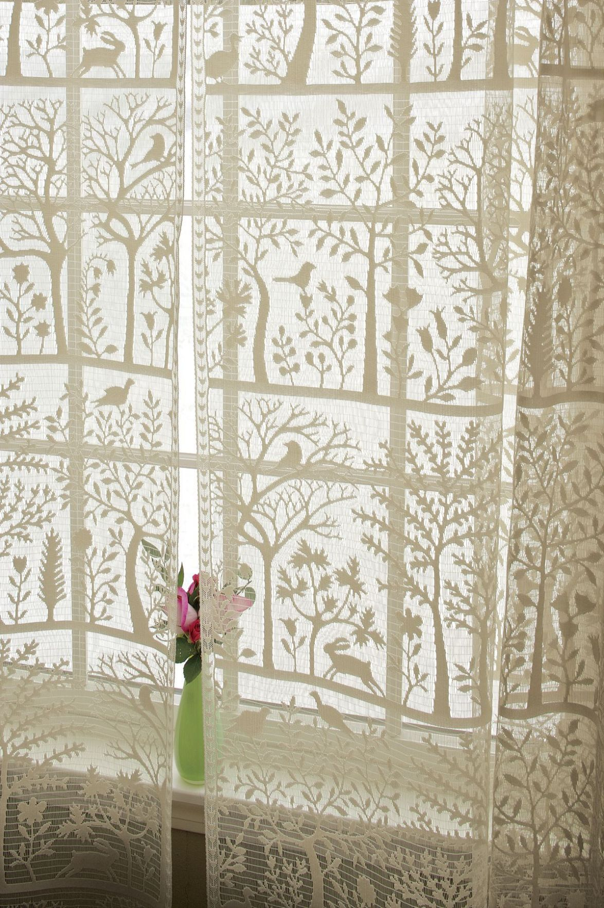Let the sun shine in: Cleaning windows, window treatments