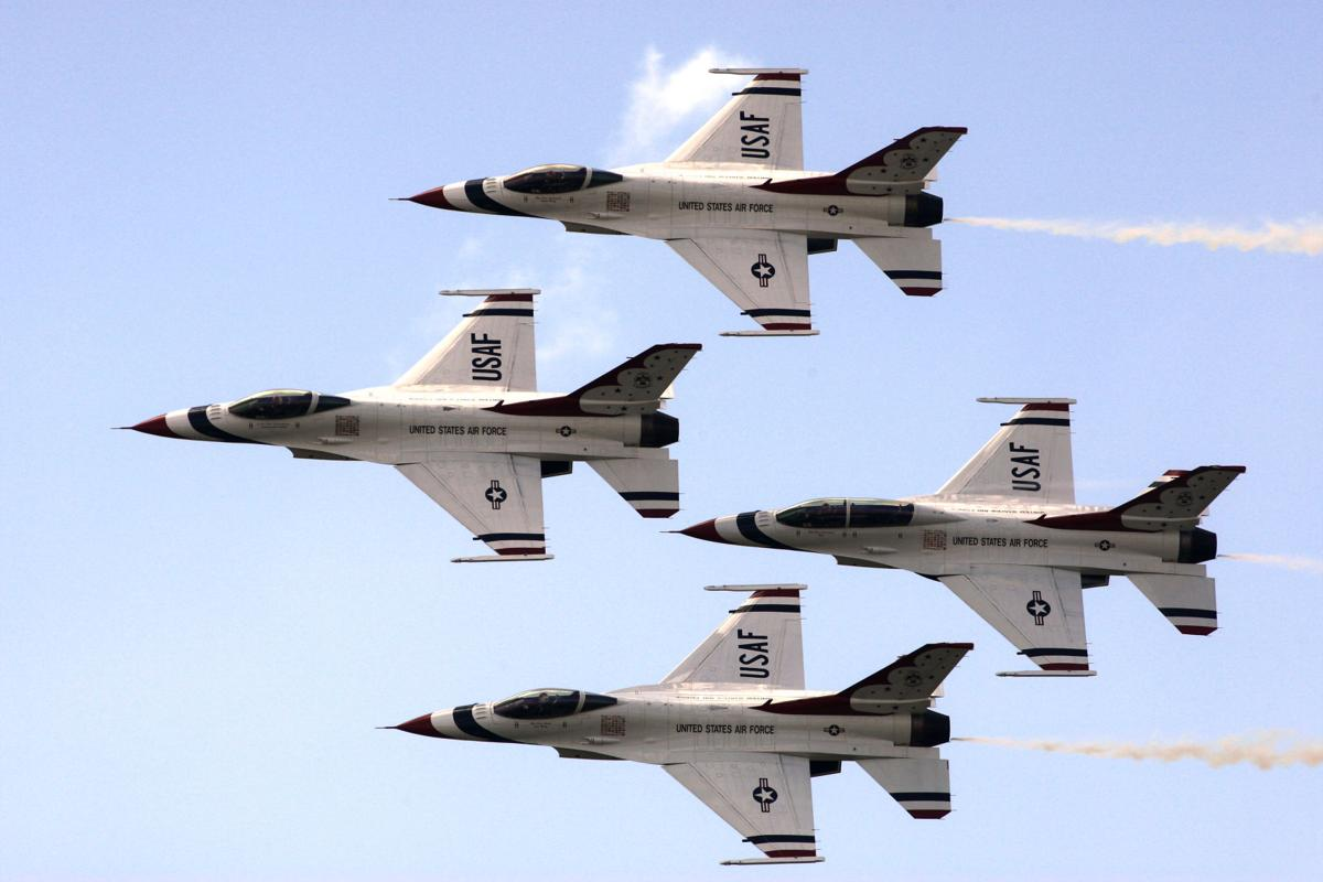 Thunderbirds pilot death may affect team's presence at North